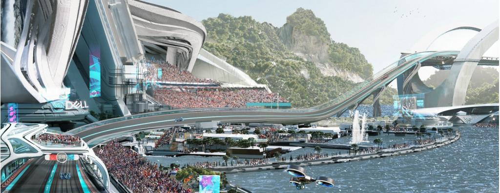McLaren 2050 F1 grand prix concept
