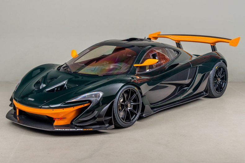 First Mclaren P1 Gtr In The Us For Sale