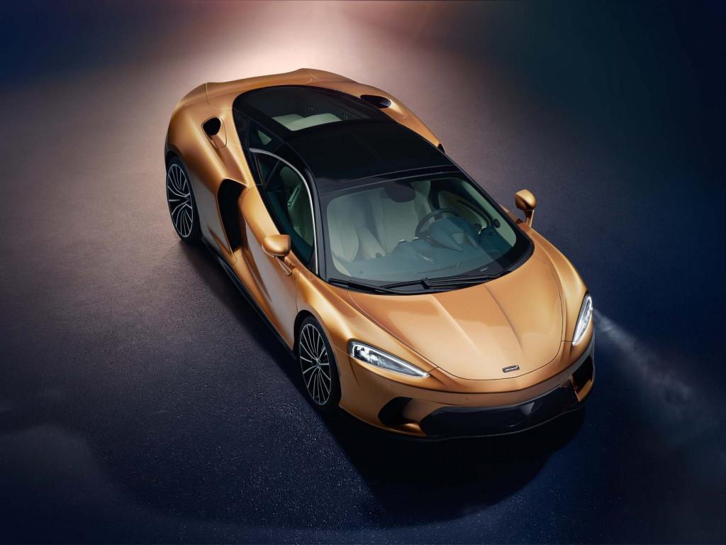 2020 McLaren GT, 2020 Toyota Supra, the first Porsche: This Week's Top Photos