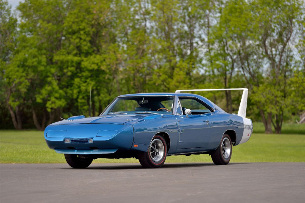 1,000 muscle cars headed to the block at Dallas auction