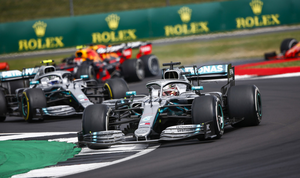 Mercedes-AMG returns to form at 2019 Formula One British Grand Prix