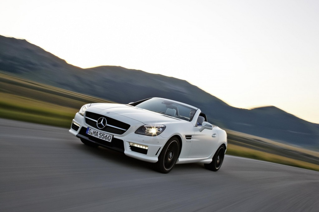 Mercedes-AMG celebrates 45th anniversary