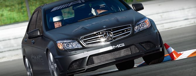 Video mercedes benz amg driving academy feature for Mercedes benz driving school los angeles