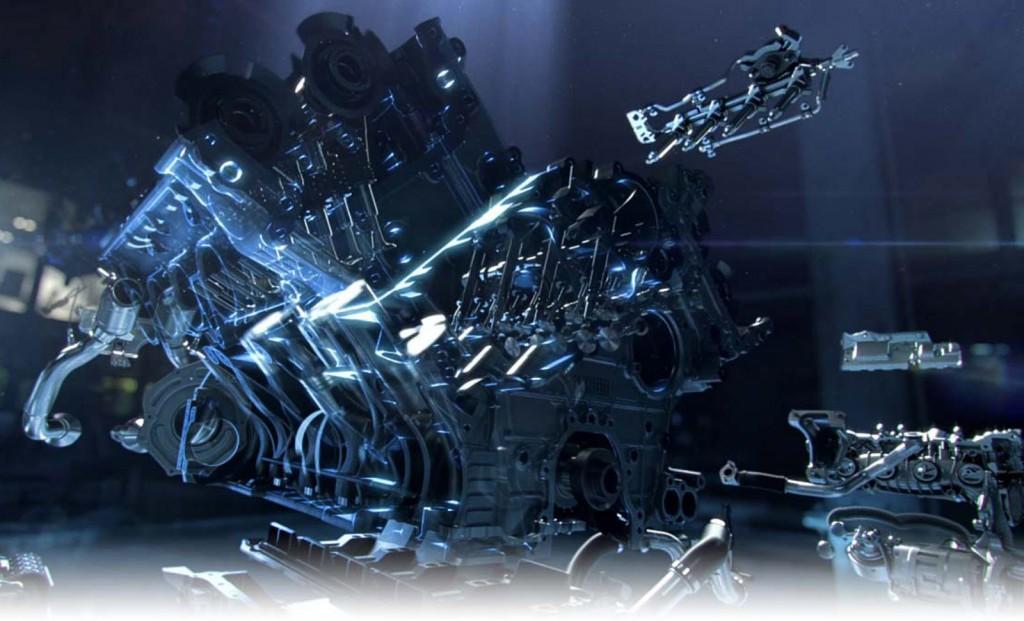 Mercedes-AMG M178 engine