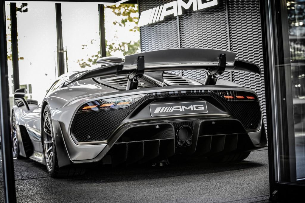 Mercedes-AMG One sound, Chevy Silverado ZRX, modern Ferrari Dino: Car News Headlines