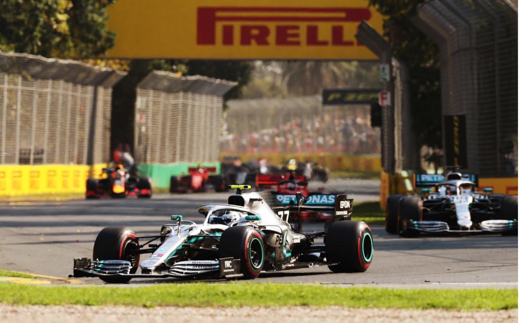 Valtteri Bottas brings home the win at 2019 Formula 1 Australian Grand Prix