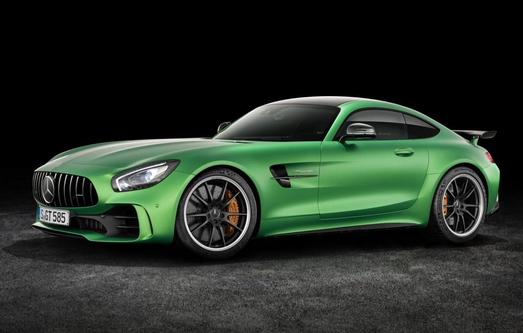 Mercedes Sls Amg Gt >> How The Mercedes Benz Sls Amg Evolved Into The Mercedes Amg Gt