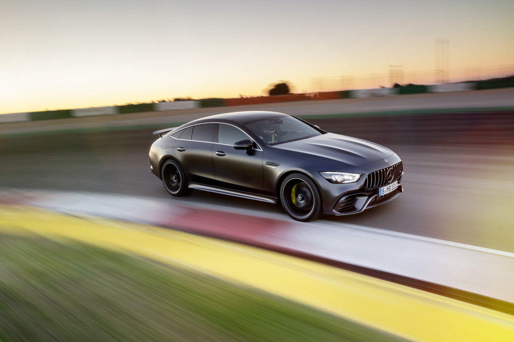 2019 Mercedes-AMG GT 63 S 4-Door Coupe first drive review: The new king of sporty German four-doors