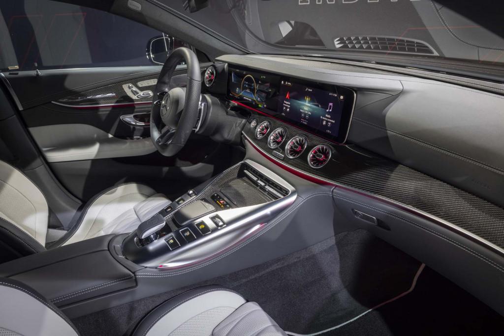 2022 Mercedes-Benz AMG GT 53 4-Door Coupe