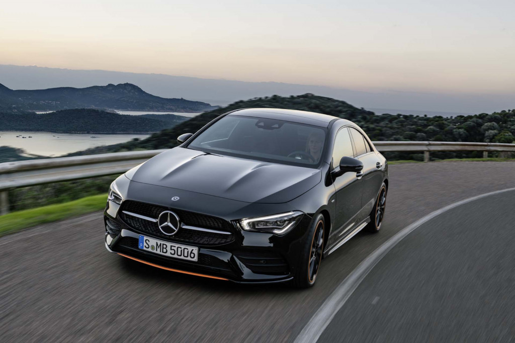 2020 Mercedes-Benz A-Class vs 2020 Mercedes-Benz CLA-Class: Compare Cars