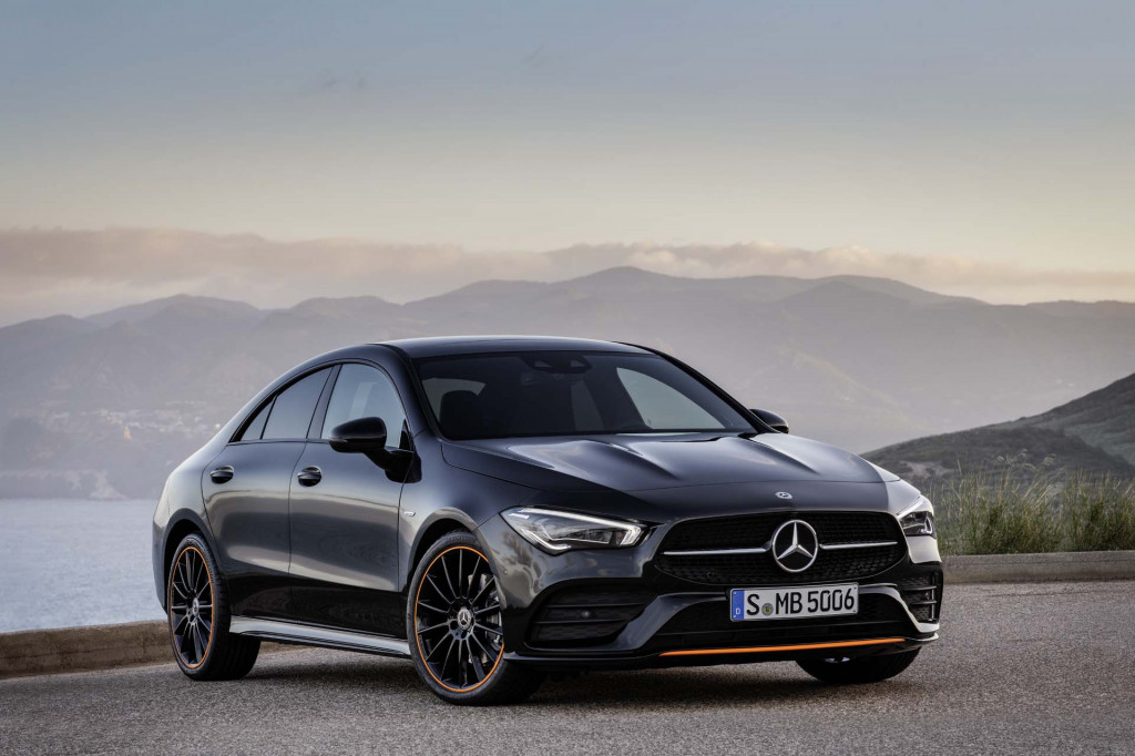 2020 Mercedes Benz Cla Cl Review Ratings Specs Prices And Photos The Car Connection