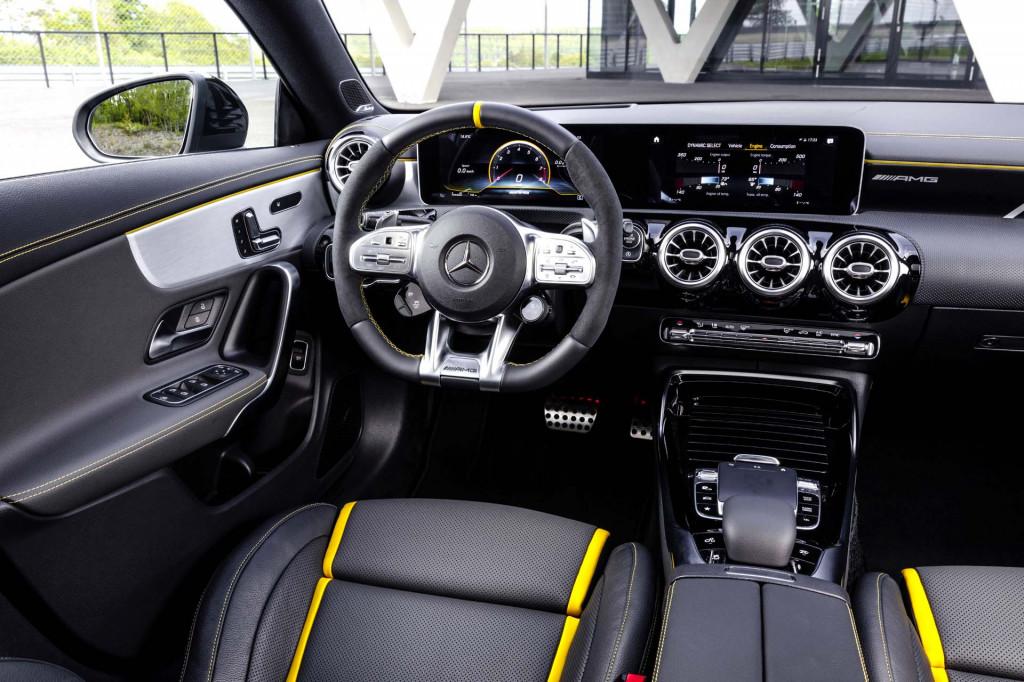 2020 Mercedes-AMG CLA45 S