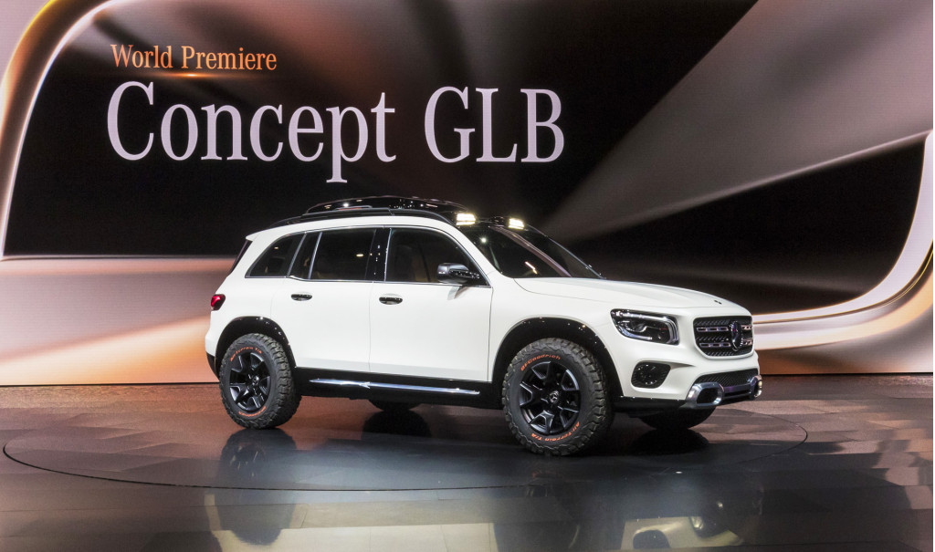Mercedes GLB coming this summer, will spawn electric EQB in 2021