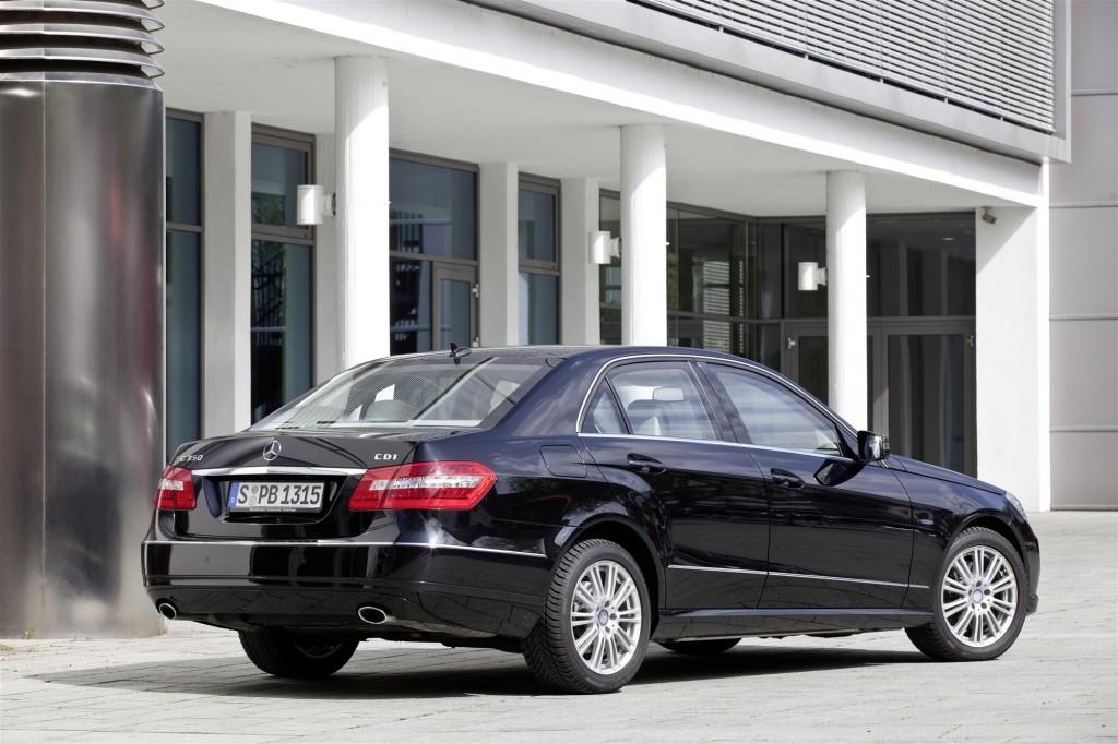 Mercedes-Benz E350 CDI Guard