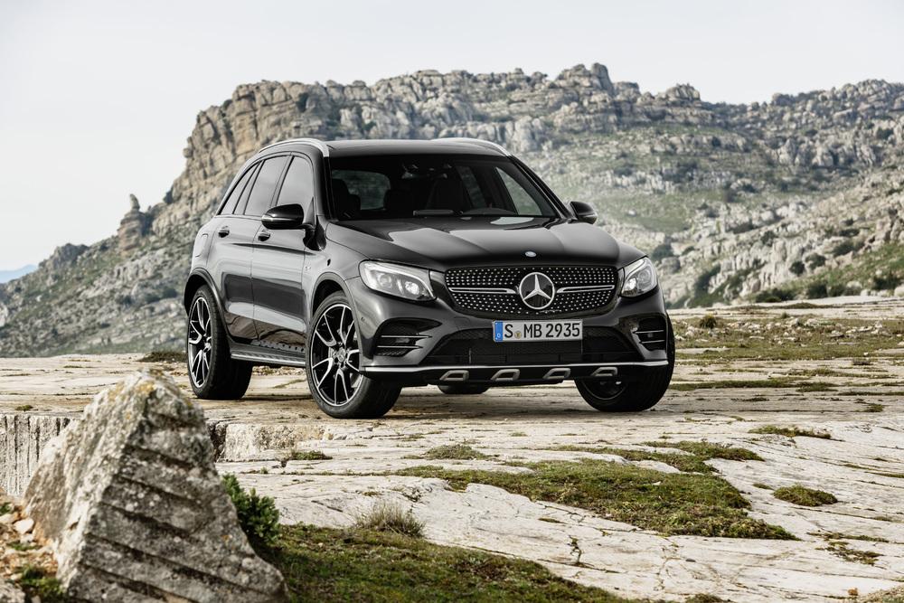 Mercedes-AMG confirms GLC63, drift mode for new E63
