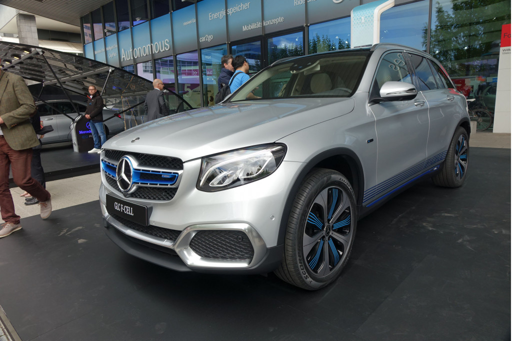 mercedes benz 2019 glc Mercedes GLC F Cell fuel cell powered SUV revealed, on sale in  mercedes benz 2019 glc