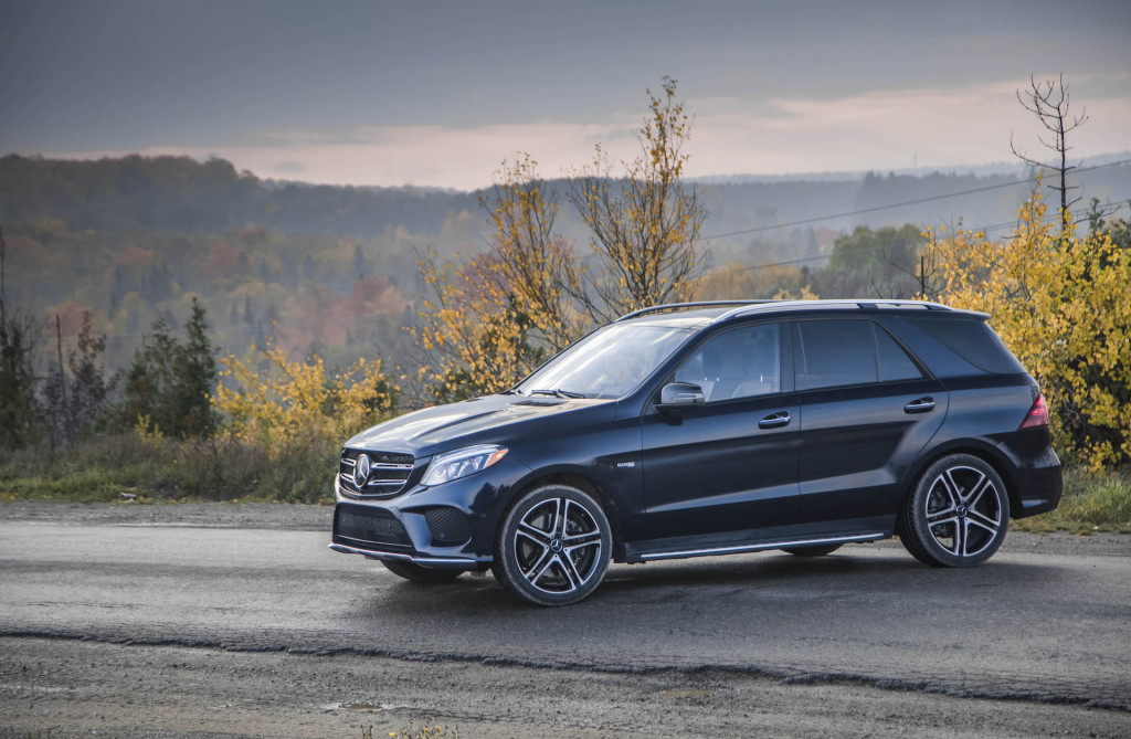 2018 Mercedes-Benz GLE-Class (Mercedes-AMG GLE43 SUV)