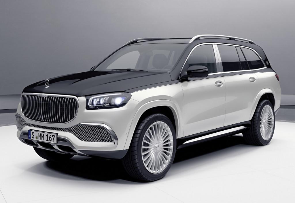 2021 Mercedes-Maybach GLS