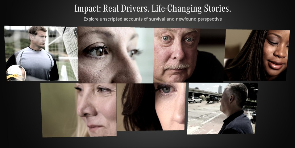 Video: Mercedes-Benz Touts Safety In 'Impact' Ad Campaign, Wants To Hear Your Story
