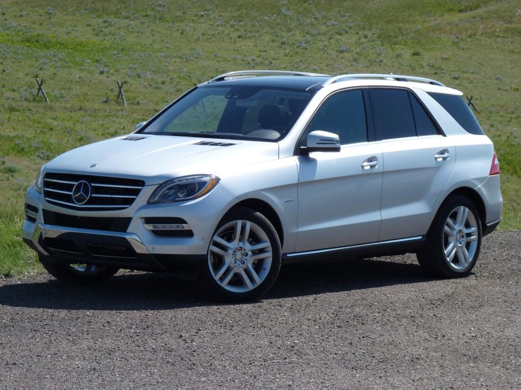 Image: 2012 Mercedes-Benz ML350 BlueTec, size: 1024 x 768 ...