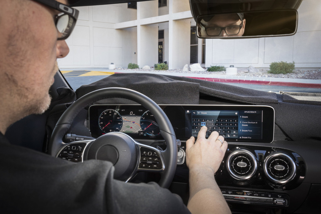 Mercedes-Benz presents next-gen MBUX user interface at CES