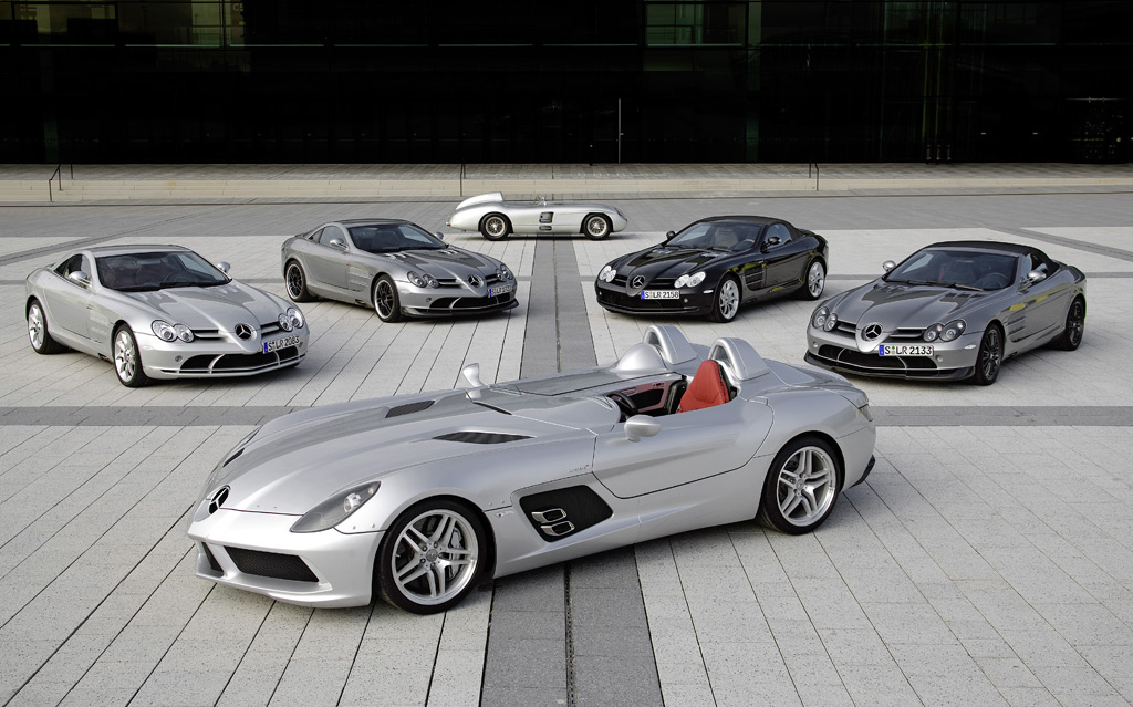 Mercedes benz and mclaren building the last of the slr supercars sciox Images