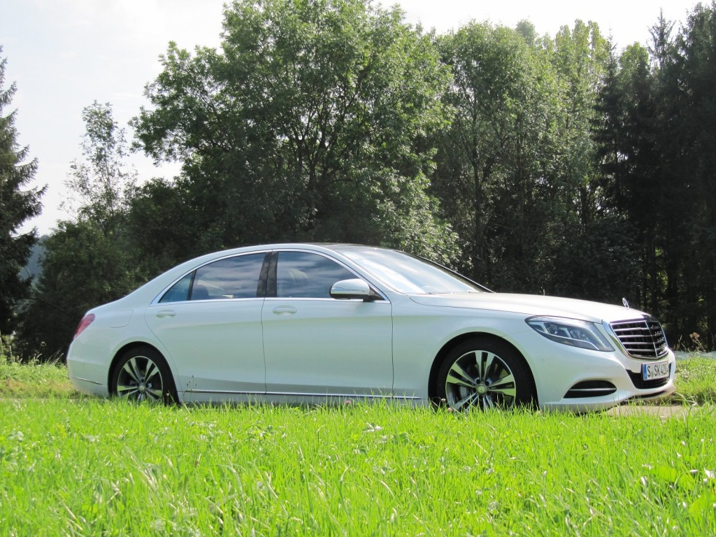 2016 mercedes benz s550e plug in hybrid