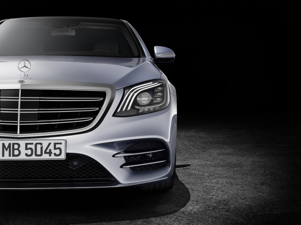 2018 Mercedes-Benz S-Class