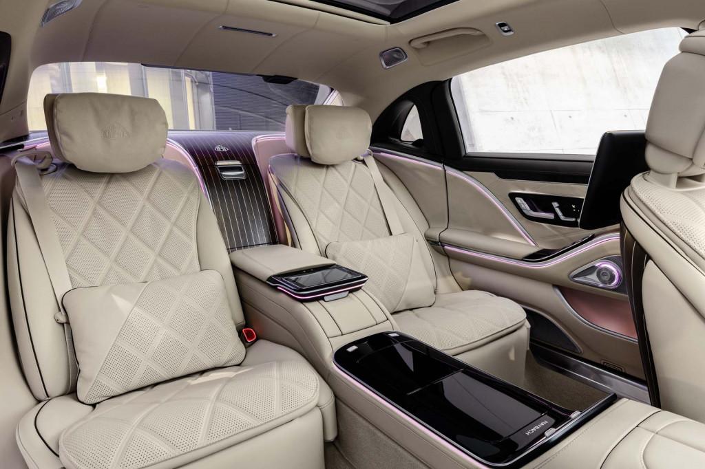 2022 Mercedes-Benz Maybach S680
