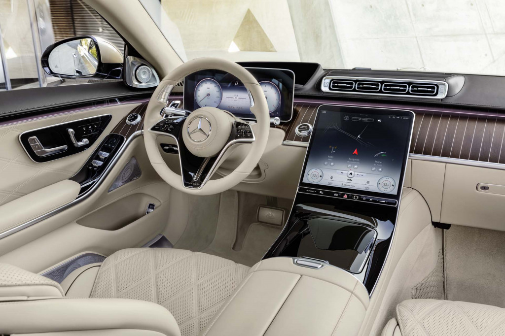 2022 Mercedes-Benz Maybach S680