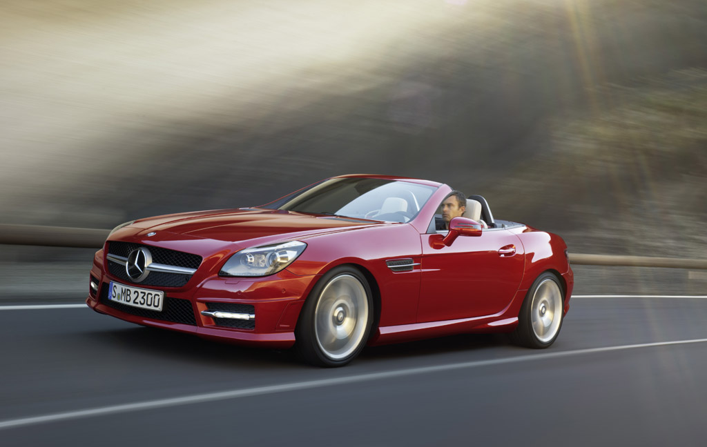 2012 mercedes benz slk class review ratings specs prices and photos the car connection. Black Bedroom Furniture Sets. Home Design Ideas