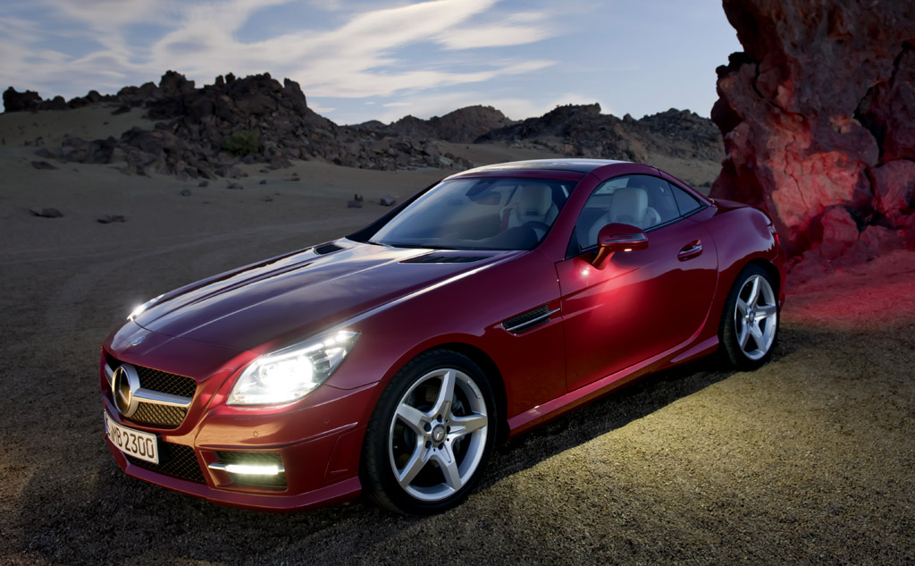 2012 Mercedes-Benz SLK350: How Much Will This Small Car ...