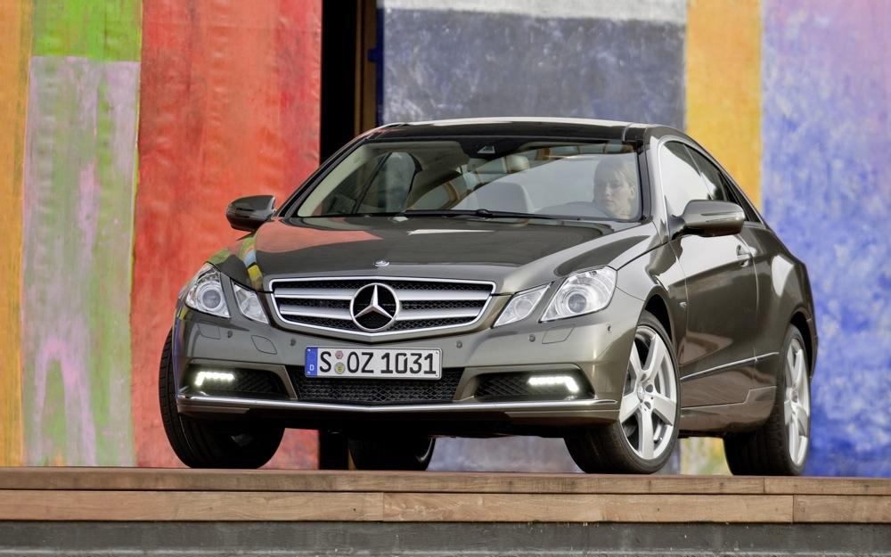2010 Mercedes-Benz E-Class Coupe