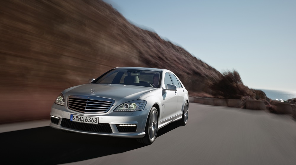 2010 mercedes benz s class amg has its way in shanghai for Mercedes benz s class amg 2010
