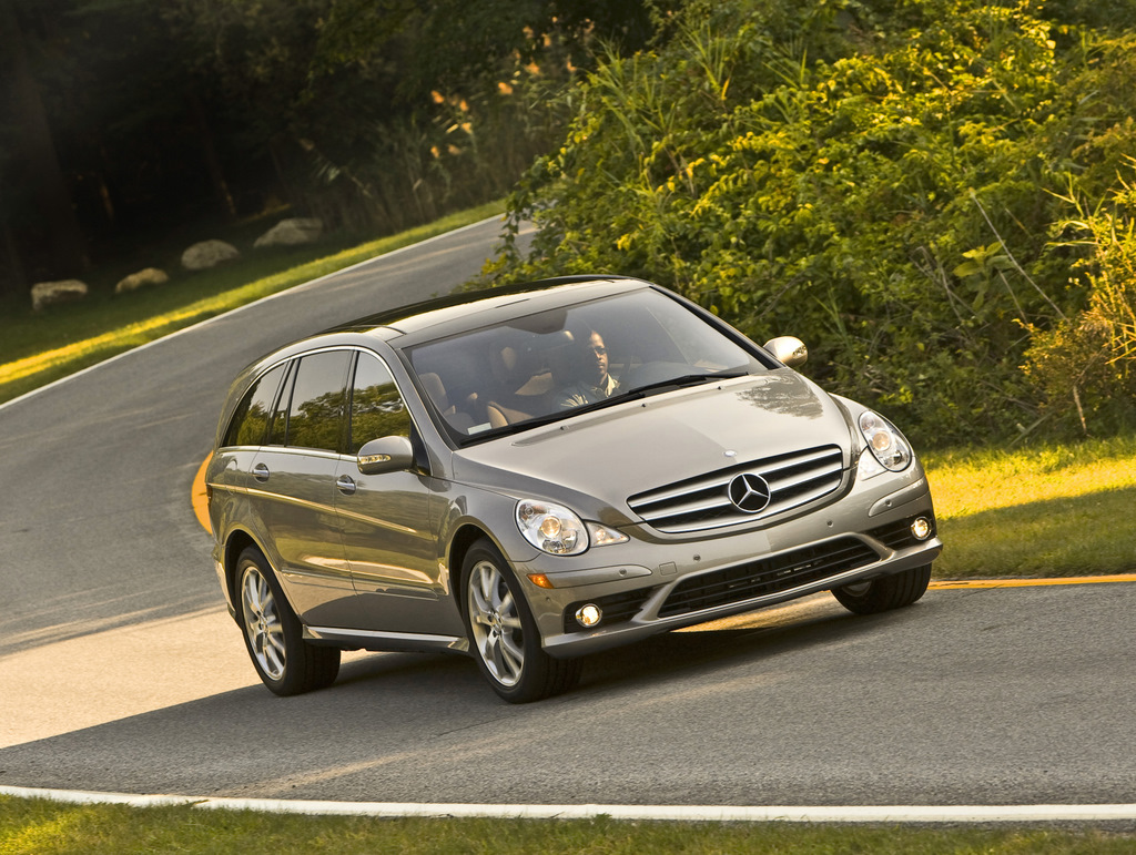 Image 2009 mercedes benz r class size 1024 x 771 type for R h mercedes benz