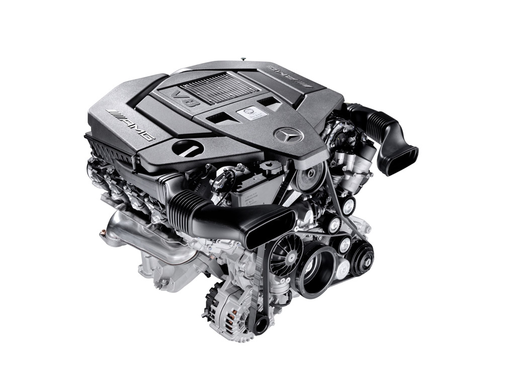 Mercedes Benz Unveils New Amg V 8 With Cylinder Deactivation