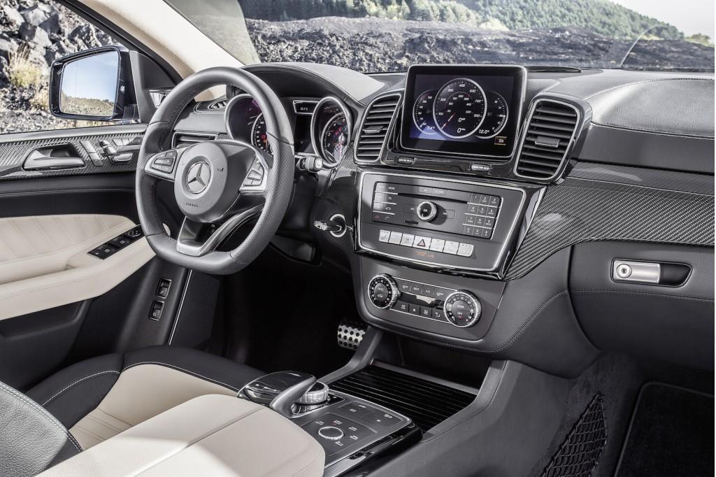 2016 Mercedes Benz Gle 450 Amg 4matic