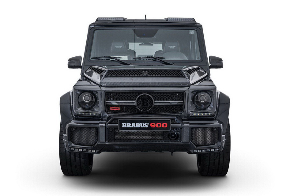 Brabus 900 based on the Mercedes-AMG G65