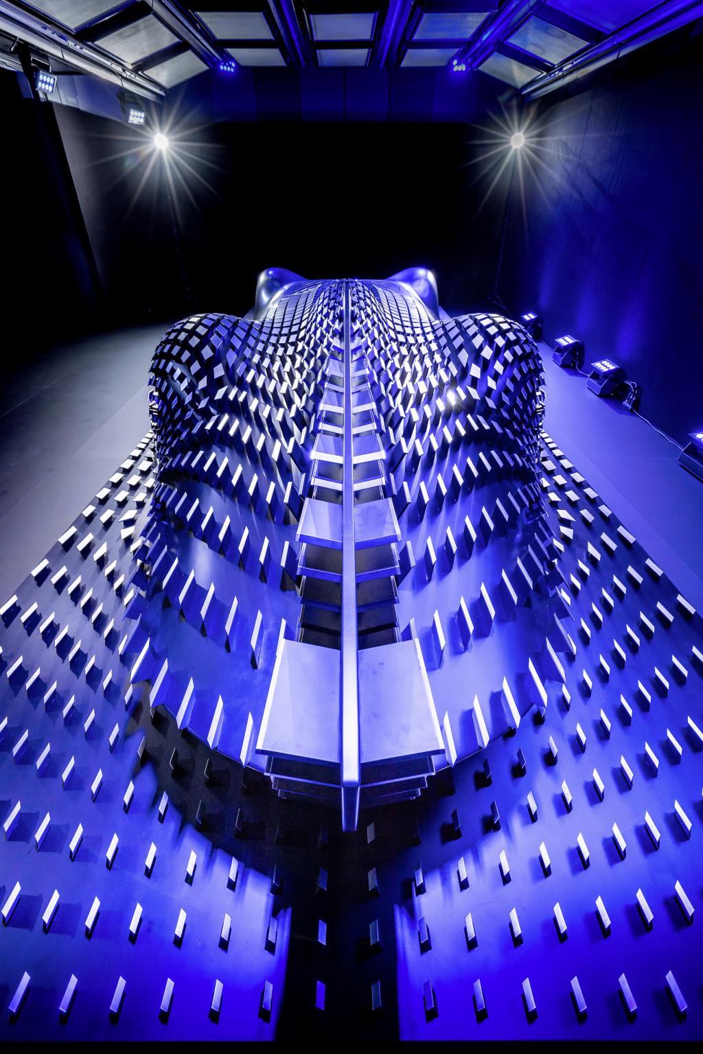 Mercedes-Benz electric concept recalls record-setting Silver Arrow