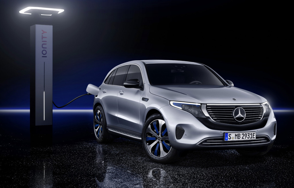 2020 Mercedes-Benz EQC: 200-mile luxury electric SUV debuts