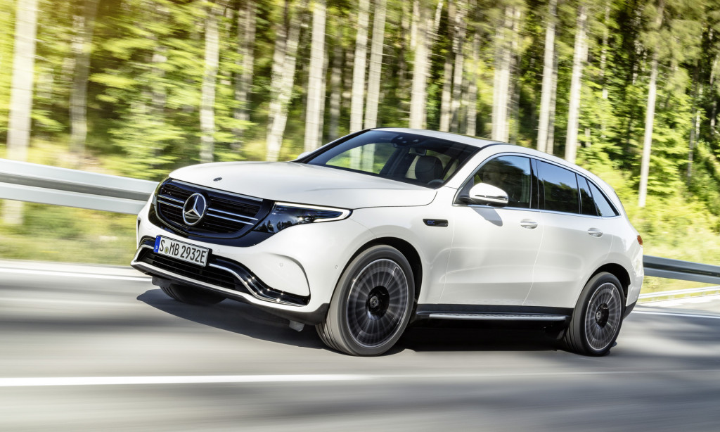 2020 Mercedes-Benz ECQ electric crossover to start at $68,895