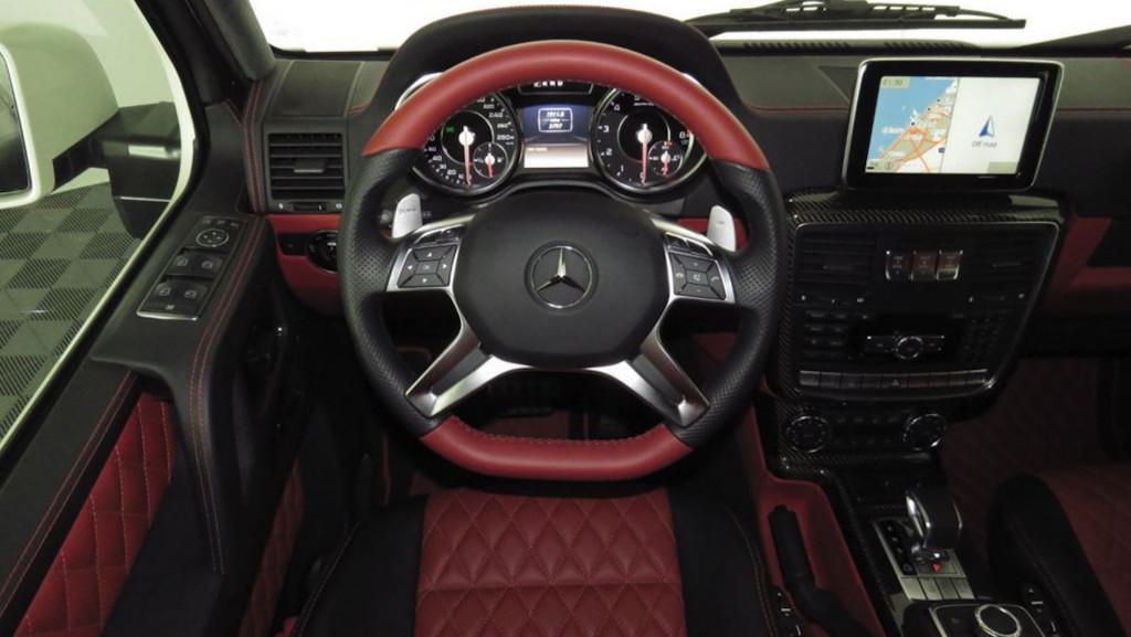 2014 Mercedes-AMG G63 6x6