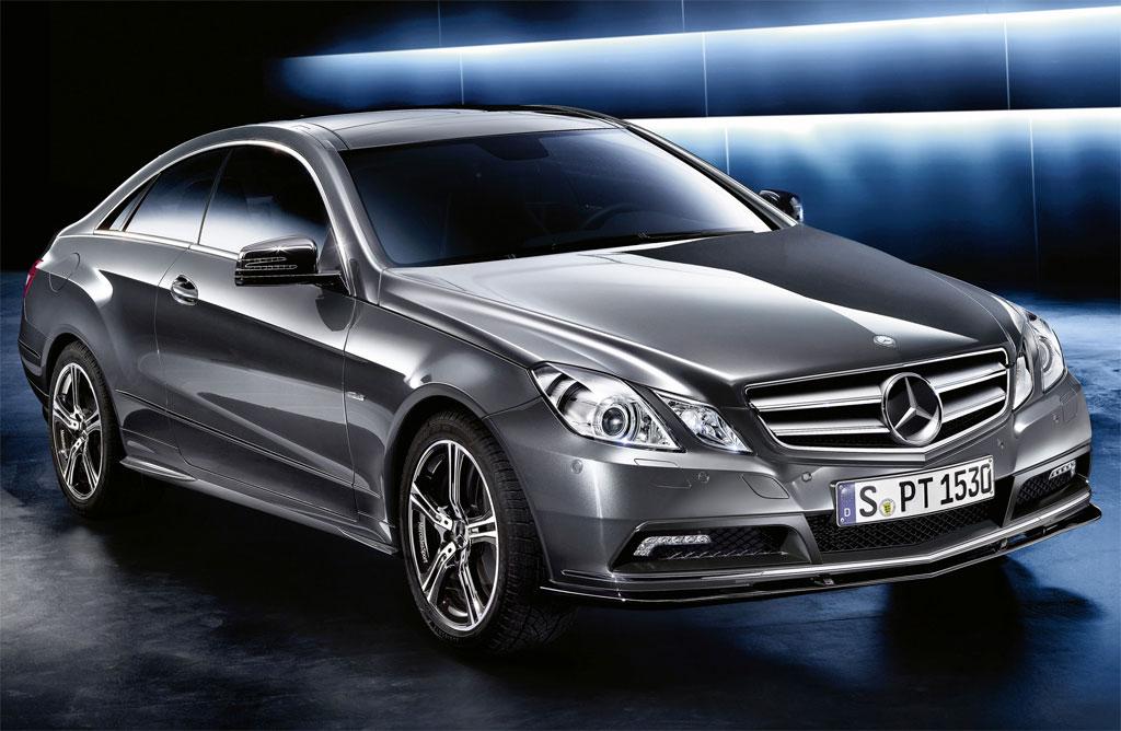 Mercedes Benz E Class Top Model Goes Carbon Fiber In 2015