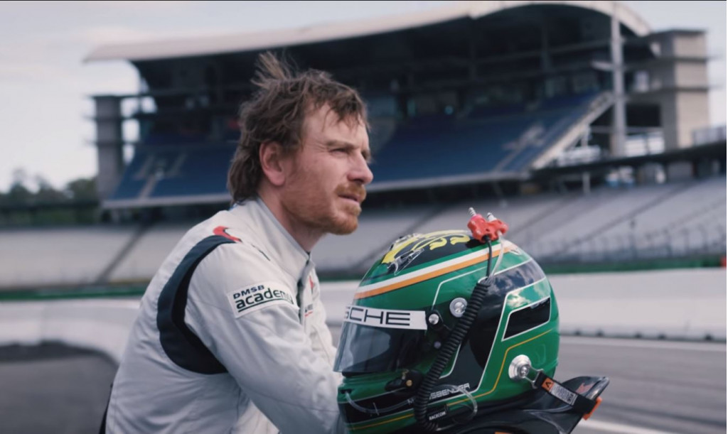 "Michael Fassbender's ""Road to Le Mans"" series coming to YouTube on Oct. 11"