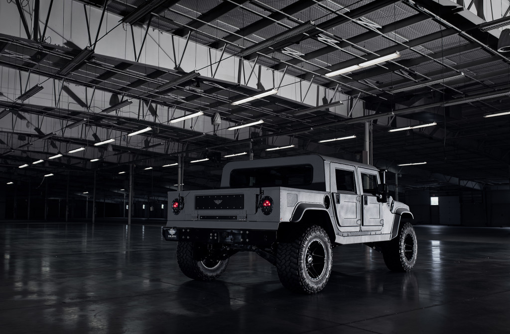 Mil-Spec has built Hummer Launch Edition #003, and this one's for sale