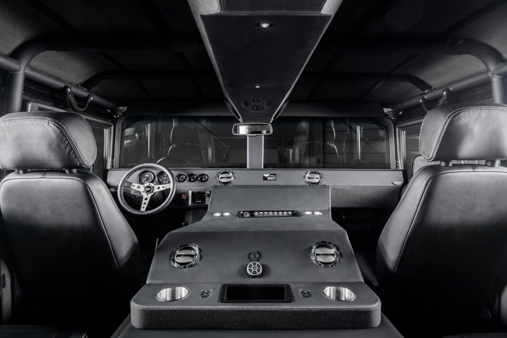 This Detroit-based company just rebooted the Hummer H1