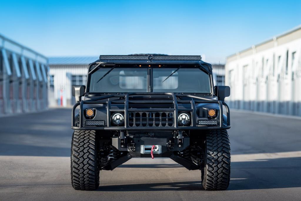 Mil-Spec Automotive Launch Edition Hummer H1
