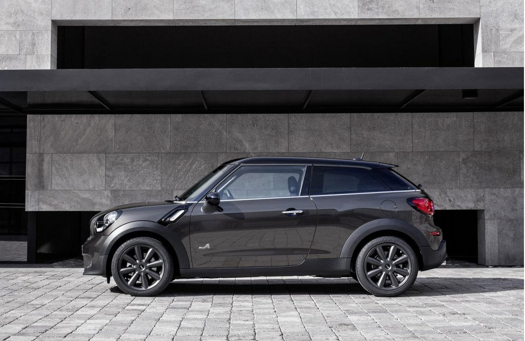 2016 Mini Paceman Review Ratings Specs Prices And Photos The