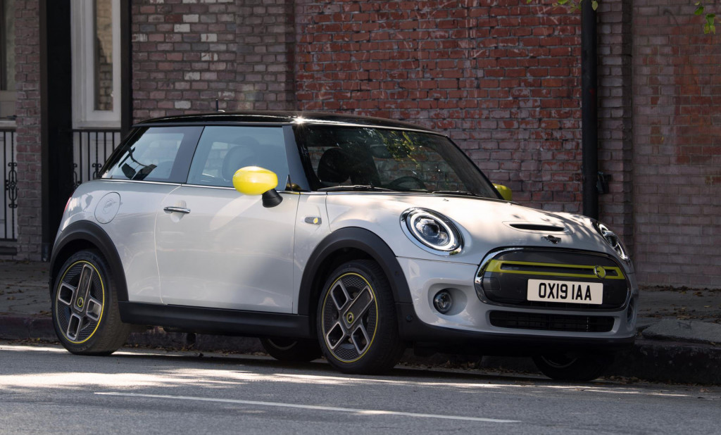 First all-electric Mini Cooper SE debuts: 181 horsepower, about 114 miles of range