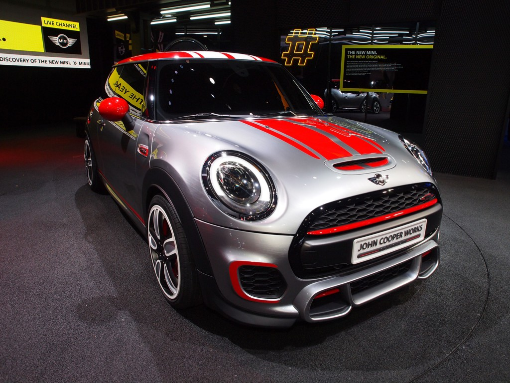 NextGen MINI John Cooper Works To Pack About 230 HP Report